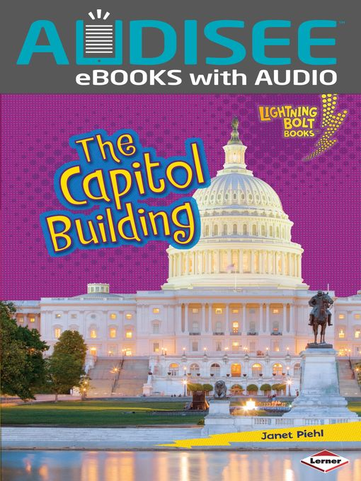 Title details for The Capitol Building by Janet Piehl - Available