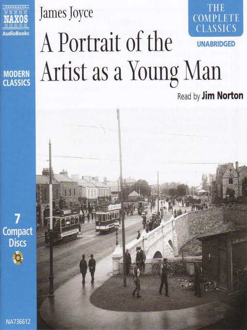 Title details for A Portrait of the Artist as a Young Man by James Joyce - Wait list