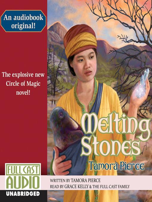 Title details for Melting Stones by Tamora Pierce - Wait list