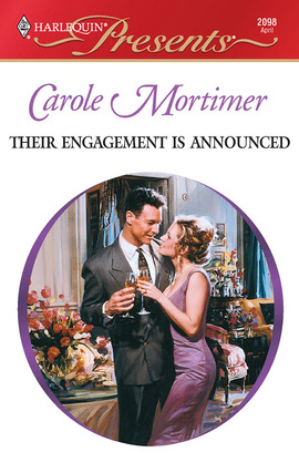 Title details for Their Engagement Is Announced by Carole Mortimer - Available