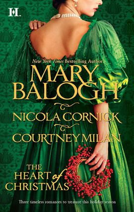 Title details for The Heart of Christmas: A Handful of Gold\The Season for Suitors\This Wicked Gift by Mary Balogh - Wait list