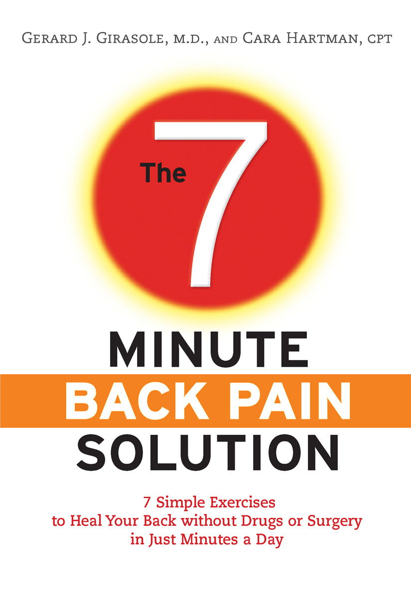 Title details for The 7-Minute Back Pain Solution by Dr. Gerard Girasole - Wait list