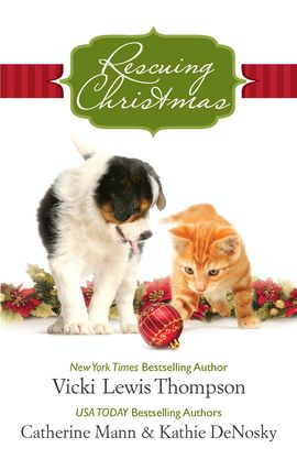 Title details for Rescuing Christmas: Holiday Haven\Home for Christmas\A Puppy for Will by Vicki Lewis Thompson - Wait list