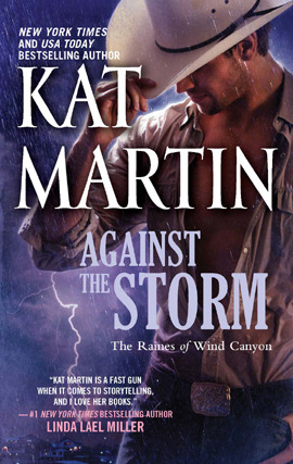 Title details for Against the Storm by Kat Martin - Available
