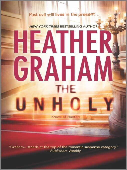 Title details for The Unholy by Heather Graham - Available