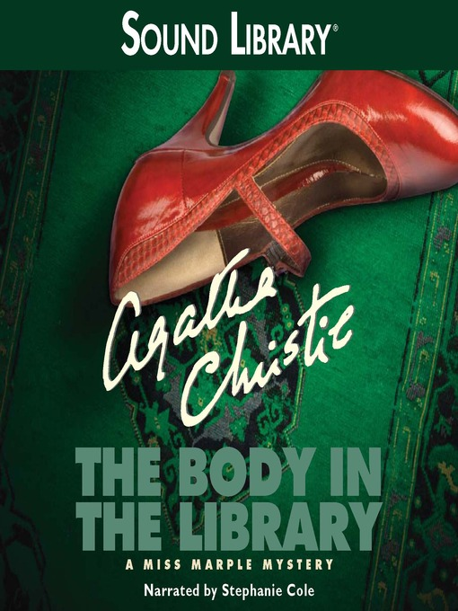 Title details for The Body in the Library by Agatha Christie - Wait list