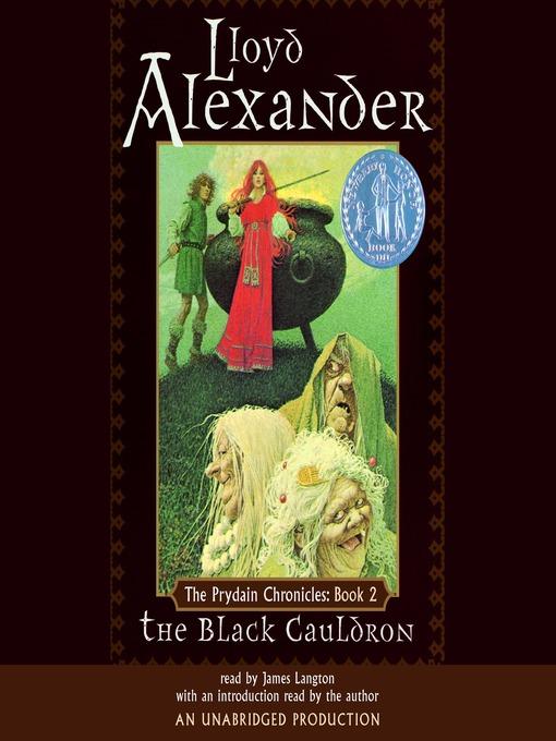 Title details for The Black Cauldron by Lloyd Alexander - Wait list