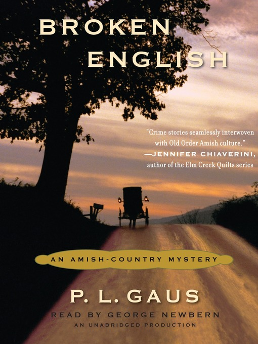 Title details for Broken English by P. L. Gaus - Available