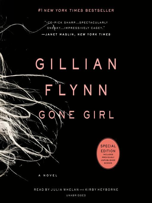 Title details for Gone Girl by Gillian Flynn - Wait list
