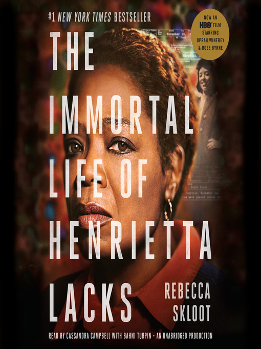 Title details for The Immortal Life of Henrietta Lacks by Rebecca Skloot - Wait list