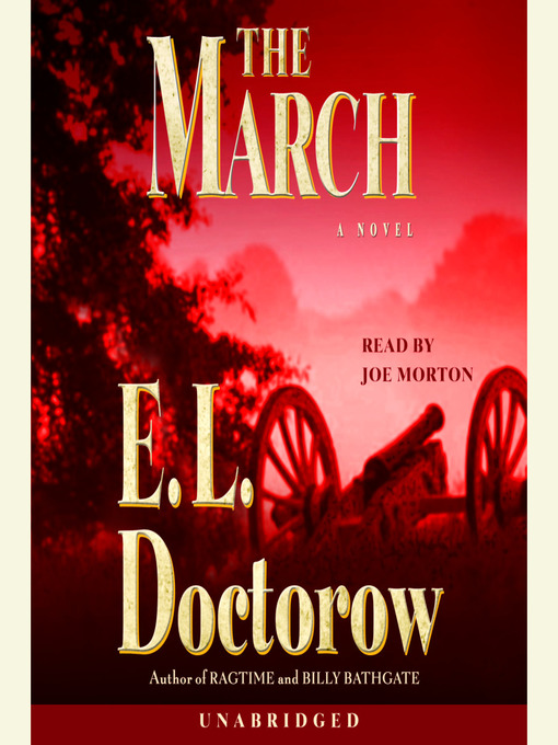 Title details for The March by E.L. Doctorow - Available