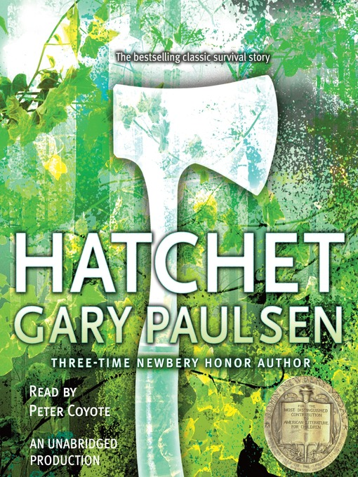Title details for Hatchet by Gary Paulsen - Available