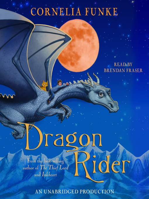 Title details for Dragon Rider by Cornelia Funke - Wait list
