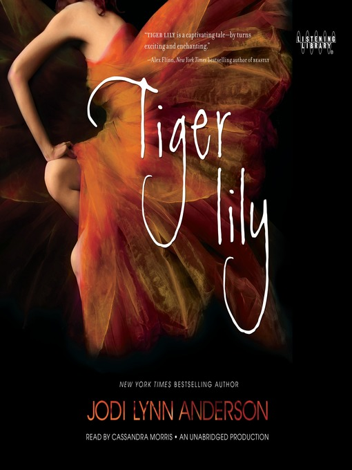 Title details for Tiger Lily by Jodi Lynn Anderson - Wait list