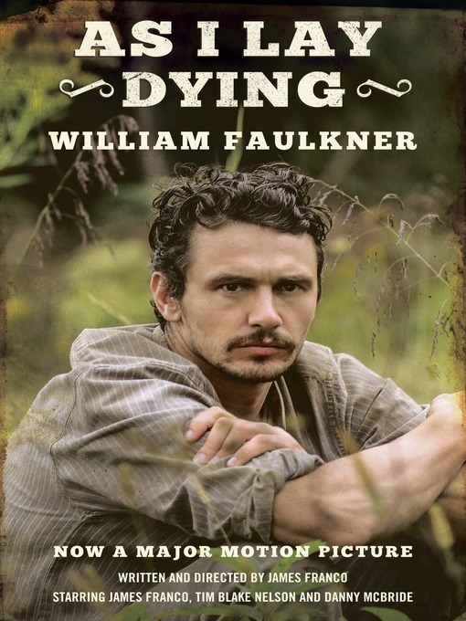 Title details for As I Lay Dying by William Faulkner - Wait list