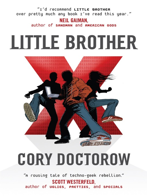 Title details for Little Brother by Cory Doctorow - Available