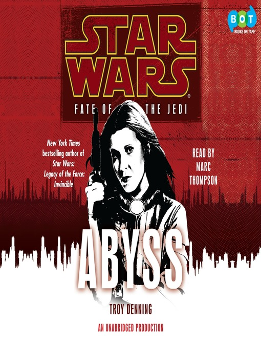 Title details for Abyss by Troy Denning - Wait list