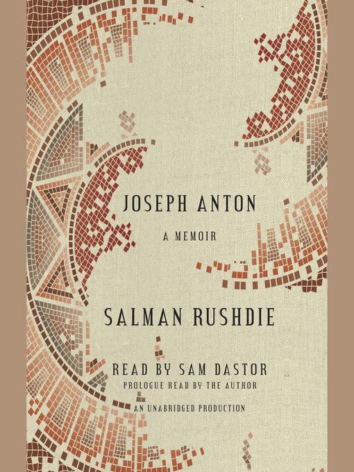 Title details for Joseph Anton by Salman Rushdie - Wait list