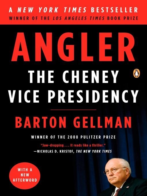 Title details for Angler by Barton Gellman - Available
