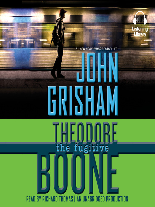 Title details for The Fugitive by John Grisham - Wait list