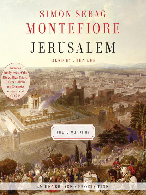 Title details for Jerusalem by Simon Sebag Montefiore - Available