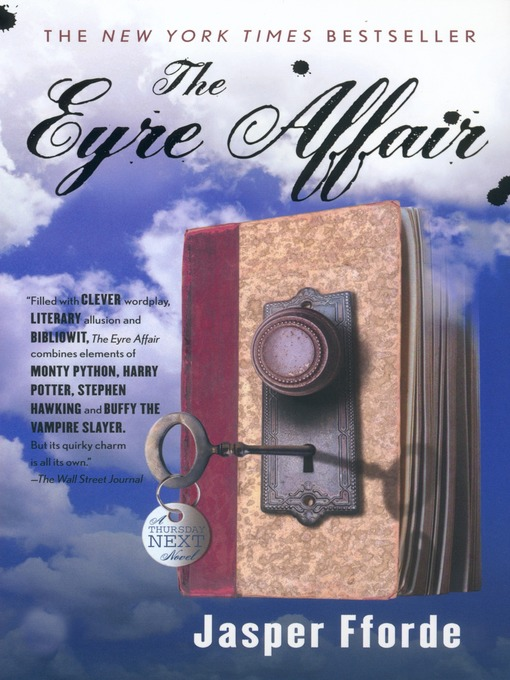 Title details for The Eyre Affair by Jasper Fforde - Available