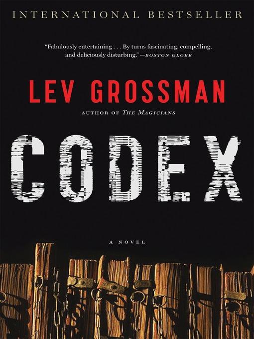 Title details for Codex by Lev Grossman - Wait list