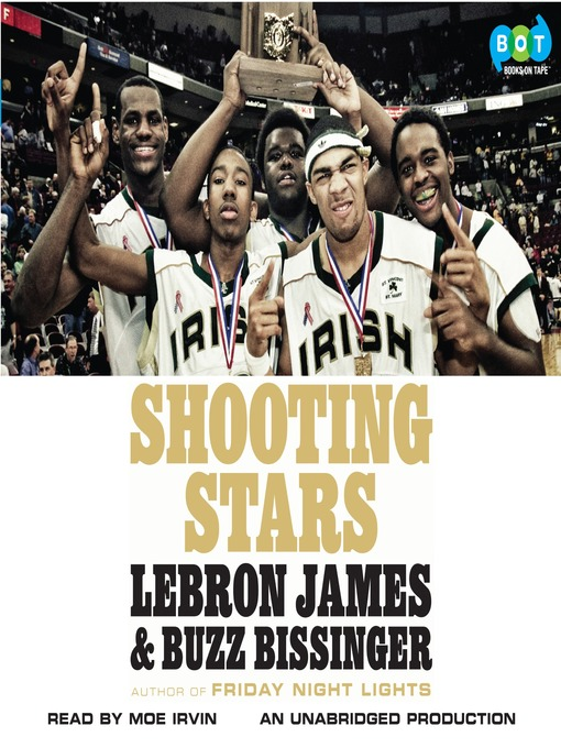 Title details for Shooting Stars by LeBron James - Available