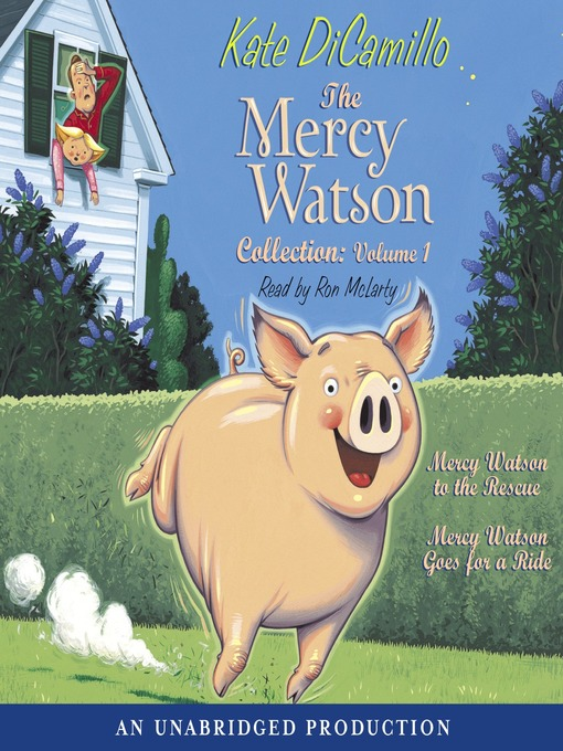 Title details for The Mercy Watson Collection, Volume 1 by Kate DiCamillo - Wait list