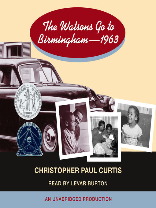 Title details for The Watsons Go to Birmingham - 1963 by Christopher Paul Curtis - Wait list