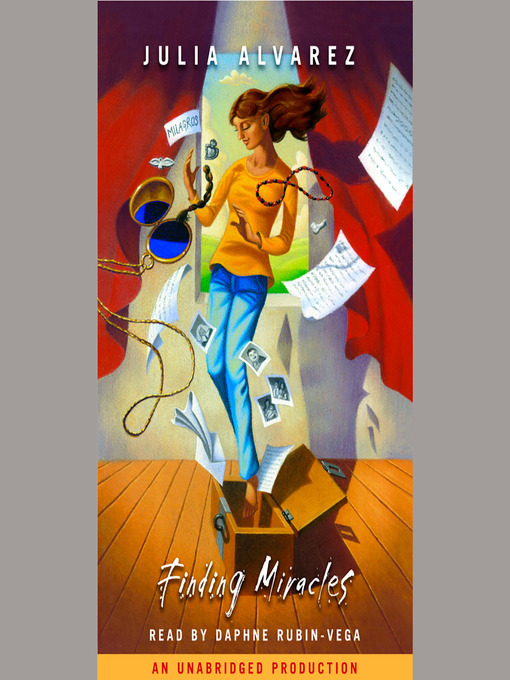 Title details for Finding Miracles by Julia Alvarez - Available