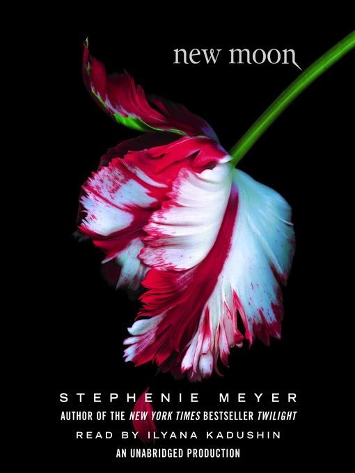Title details for New Moon by Stephenie Meyer - Wait list