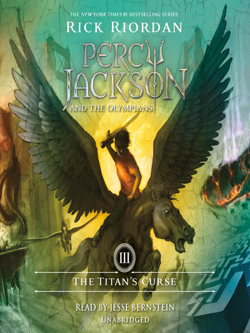 Title details for The Titan's Curse by Rick Riordan - Available