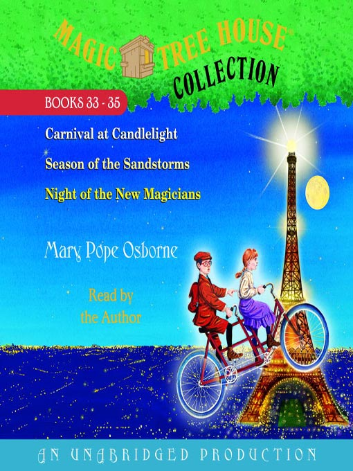 Title details for Magic Tree House Collection, Books 33-35 by Mary Pope Osborne - Wait list