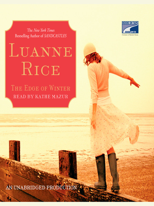 Title details for The Edge of Winter by Luanne Rice - Available