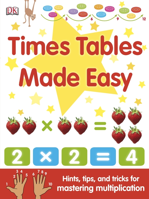 Title details for Times Tables Made Easy by Carol Vorderman - Wait list