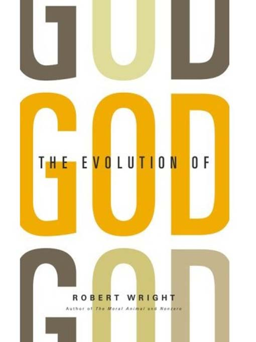 Title details for The Evolution of God by Robert Wright - Wait list