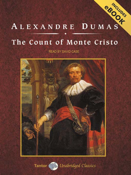 Title details for The Count of Monte Cristo by Alexandre Dumas - Wait list