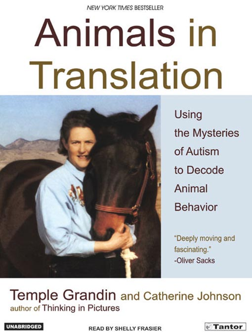 Title details for Animals in Translation by Temple Grandin - Wait list