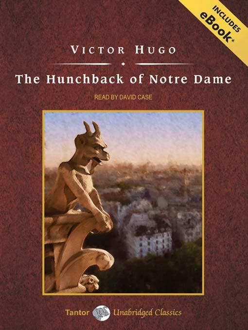 Title details for The Hunchback of Notre Dame by Victor Hugo - Wait list