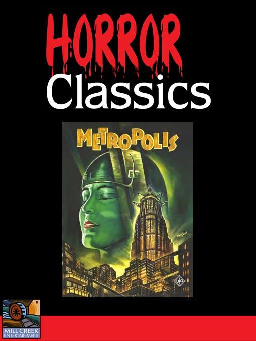 Title details for Metropolis by Fritz Lang - Wait list