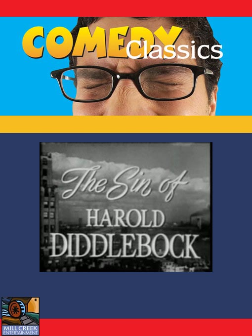 Title details for The Sin of Harold Diddlebock by Preston Sturges - Wait list