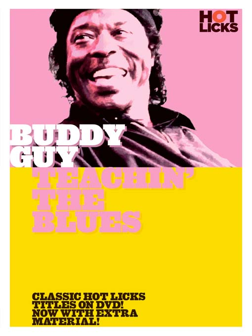 Title details for Buddy Guy - Teachin' The Blues by Hot Licks - Wait list
