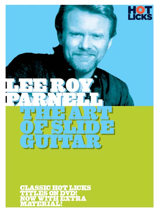 Title details for Lee Roy Parnell: The Art of Slide Guitar by Hot Licks - Wait list