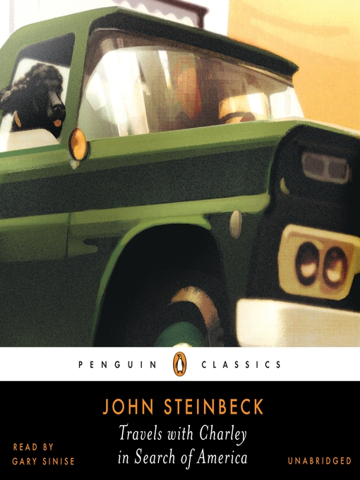 Title details for Travels with Charley by John Steinbeck - Wait list