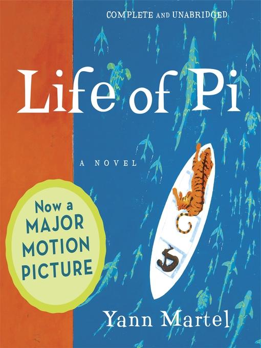 Title details for Life of Pi by Yann Martel - Wait list