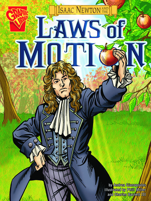 Title details for Isaac Newton and the Laws of Motion by Andrea Gianopoulos - Available