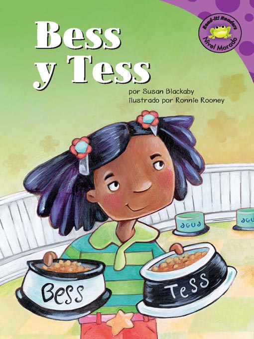 Title details for Bess y Tess by Susan Blackaby - Available
