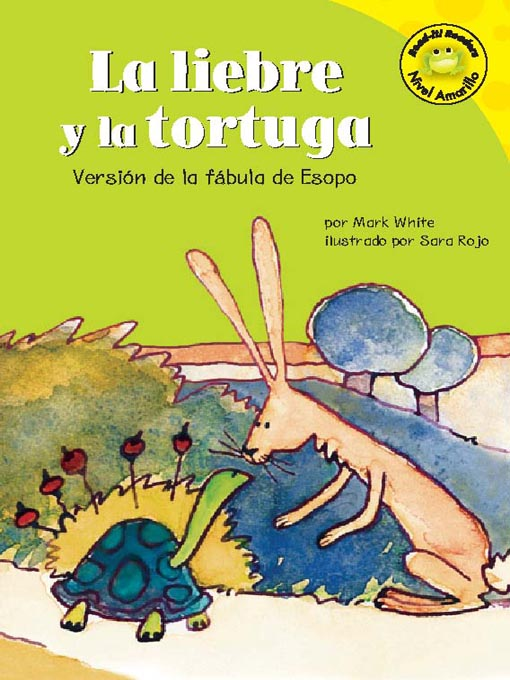 Title details for La liebre y la tortuga by Mark White - Available