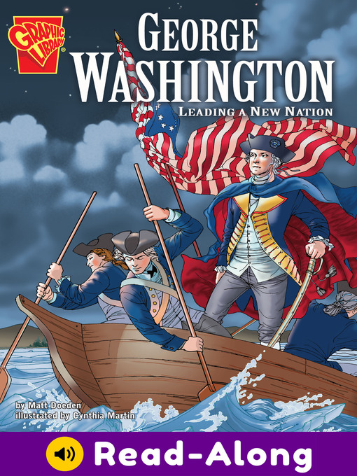 Title details for George Washington by Matt Doeden - Available